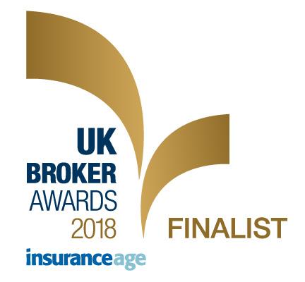 Insurance Age UK Broker Awards Finalist 2018