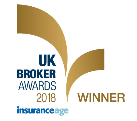 InsuranceAge UK Broker Awards 2019 Winner