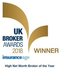 Insurance Age UK Broker Awards Finalist 2018