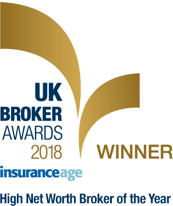 Insurance Age UK Broker Awards Winner 2018